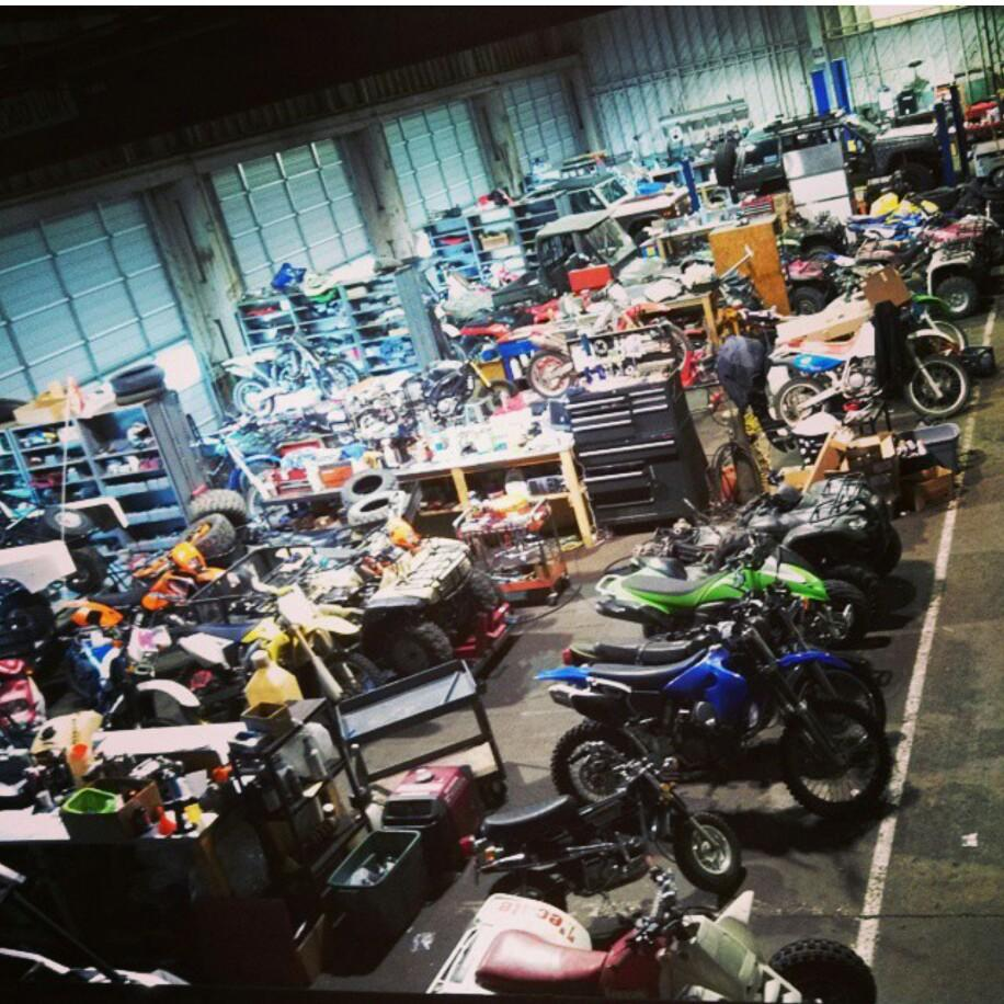 Humboldt Motorsports Servicing Atvs Motorcycles Much More Honda Motorcycle Repair Shop Technicians Service Or Your Yamaha Suzuki Kawasaki Ktm Polaris We Pride Ourselves In Timely And Thorough Repairs